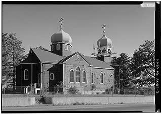 HistoricalFindings Photo: Holy Resurrection Russian Orthodox Church,Kodiak,Kodiak Island Borough,Alaska,3