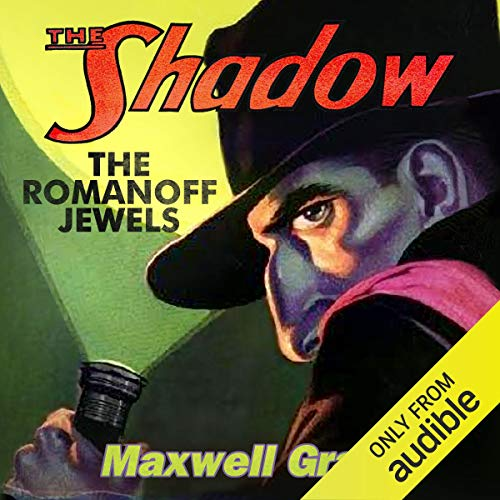 The Romanoff Jewels audiobook cover art