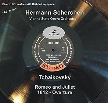LP Pure, Vol. 12: Scherchen Conducts Tchaikovsky