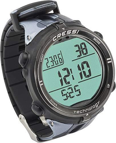 Cressi Drake Titanium Watch Computer Orologio Computer per Immersioni con...