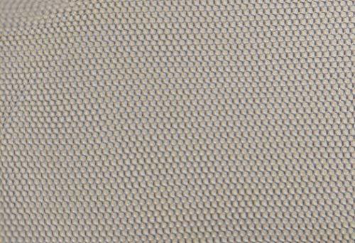 Nomaquito LLI-Moskitonetz Meterware Beige Sandfliegennetz engmaschig und robust