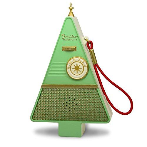 Hallmark Keepsake Christmas Ornament 2018 Year Dated, Wonderful Christmastime With Music