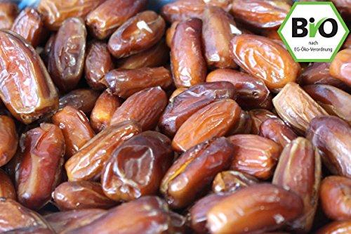 BIO Datteln,Deglet Nour,ohne Stein,7 kg Kiste,Top Qualität Datteln