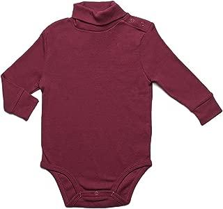 Best baby burgundy shirt Reviews