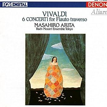 Vivaldi: 6 Concerti for Flauto traverso