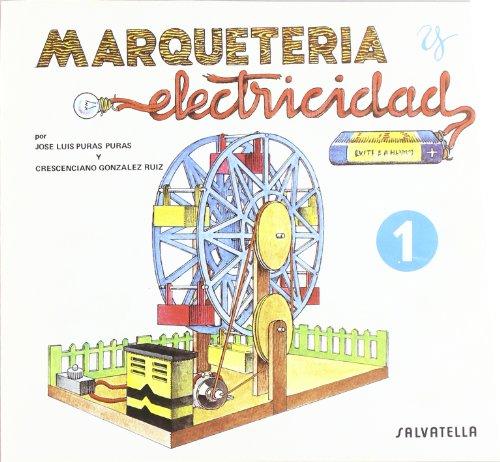 Marqueteria y electricidad 1: Noria (Marquetería y electricidad)
