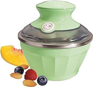 Ice Cream Maker Machine,Home Soft Gelato Maker,Homemade Pre-Freeze Ice Cream,Maker Sorbet and Frozen Yogurt,Lätt att rengö...