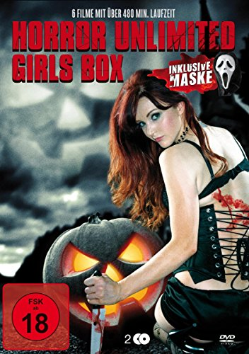 Horror Unlimited Girls Box [2 DVDs]