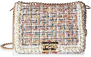 Inoui crossbody bag for women-ASN9977B-White