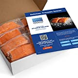 PrimeWaters Atlantic Salmon from Norway, 5 ounces, Frozen (14 portions)