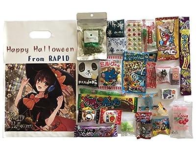 """Japanese candy assortment 30pcs , full of dagashi. """"TONOSAMA CANDY"""