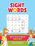 Sight Words: Word Search Book for Kids