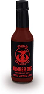 Scovillas Dragonfire Number One Hot Sauce, 148ml