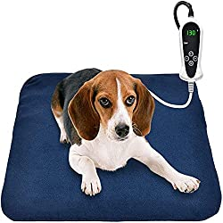 RIOGOO Pet Heating Pad for newborn puppies