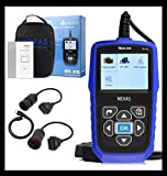 UNIVERSAL HEAVY DUTY DIESEL TRUCK DIAGNOSTIC SCANNER TOOL CODE READER NEXAS HD