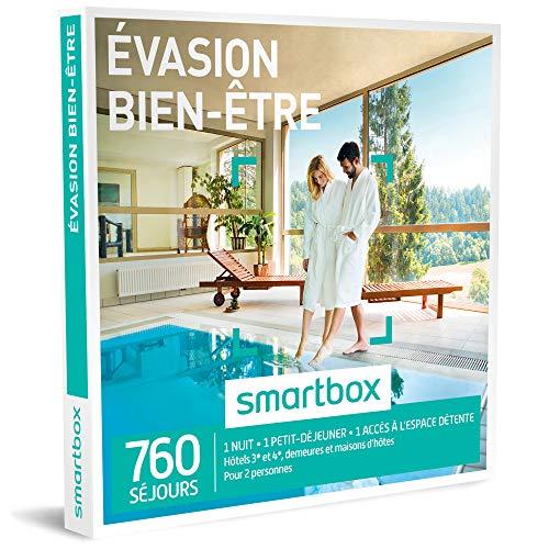 SMARTBOX - Coffret Cadeau - Evasion Bien-Etre