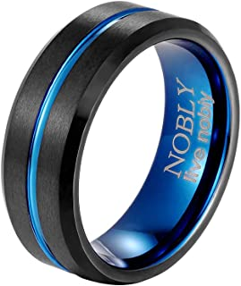 tungsten concave ring