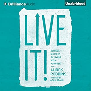 Live It! cover art