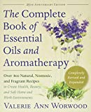 complete book of essential oils aromatherapy