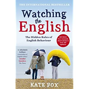 Watching the English: The International Bestseller Revised and Updated Kindle Edition