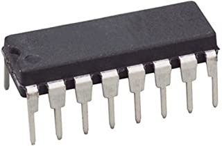 Major Brands 74HC123 ICS and Semiconductors, Dual Monostable Multivibrator (Pack of 15)
