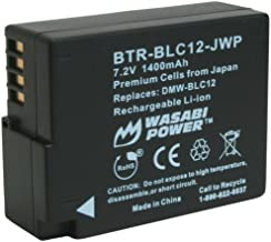 Wasabi Power BLC12 Battery for Leica BP-DC12 and Panasonic DMW-BLC12