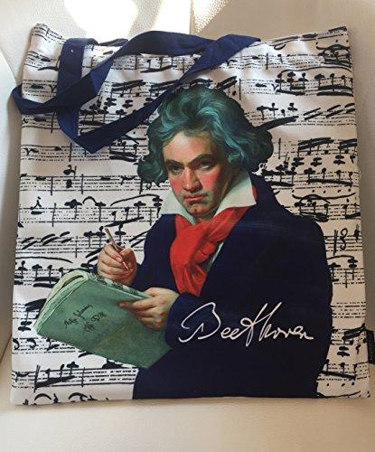 Art Shopping Bag Bolsas de la Compra Reutilizables, Multicolor, Talla única