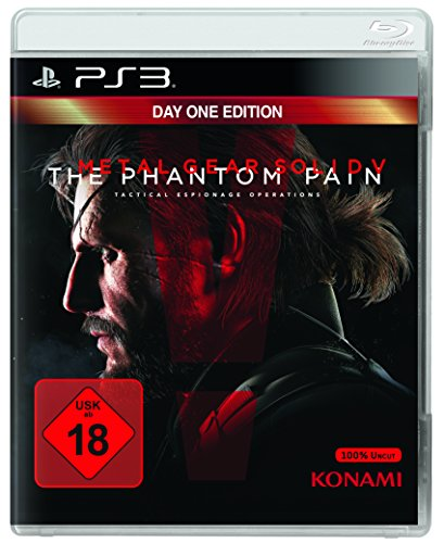 Metal Gear Solid V: The Phantom Pain - Day One Edition [Importación Alemana]
