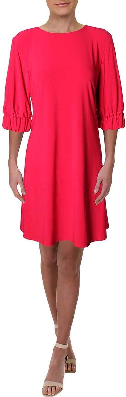 Lauren Ralph Lauren Womens KneeLength Everyday Tunic Dress