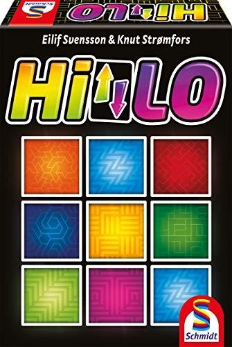 Schmidt Spiele 49362 Hilo, Kartenspiel, bunt