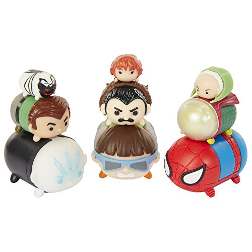 Tsum Tsum Marvel 9 Pack Figures Series 2 Style #2