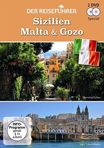 Sizilien,Malte & Gozo-der Reiseführer [2 DVDs]