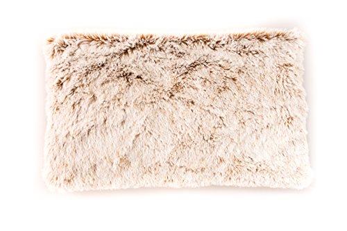 Habibi Plush Premium – 1711 Wärmekissen, mit herausnehmbarem Körnerkissen - zum Erwärmen in der Mikrowelle/Backofen