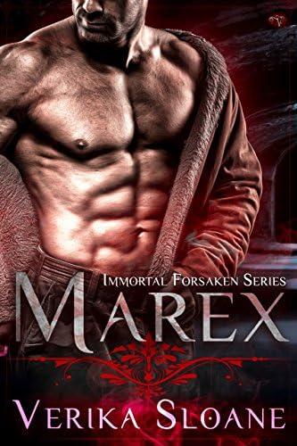 Marex Immortal Forsaken Series Paranormal Romance Novella product image