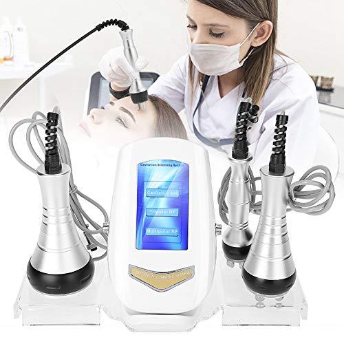 40K Máquina De Belleza Cavitacion Ultrasonidos RF Multifuncional, Equipo De Masajeador Corporal Celulitis Facial Para Anticelulítica Y Eliminación De Arrugas Celulitis Antienvejecimiento Belleza