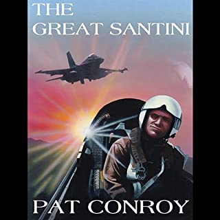 The Great Santini audiobook cover art