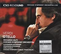 Verdi: Otello by Aleksandrs Antonenko (2013-09-24)