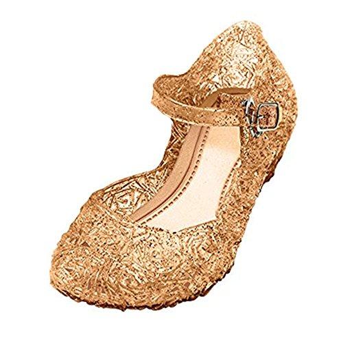 GenialES Disfraz Sandalias de Vestido...