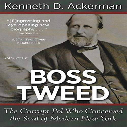 Boss Tweed cover art