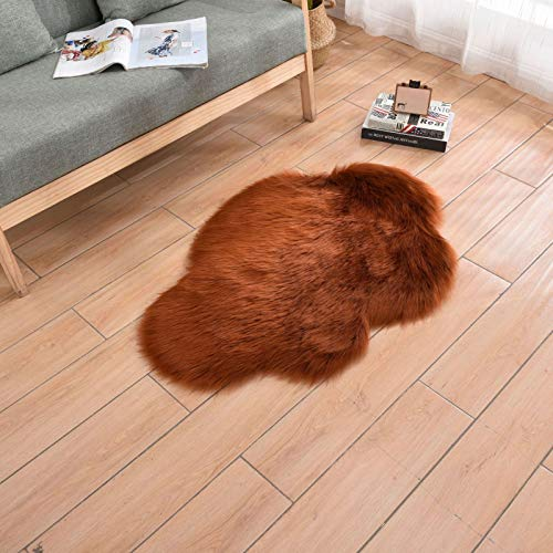 Imitation Wool Carpet Cloud Sofa Living Room Carpet Floor Mat Bedroom Plush Bay Window Carpet