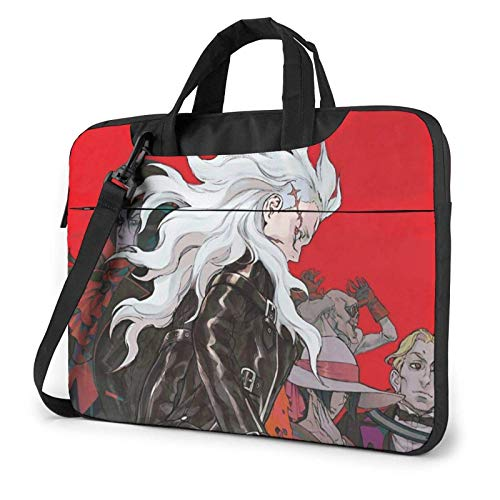 XCNGG Sirius The Jaeger Fashion Shoulder Shockproof Laptop Bag Laptop Sleeve Case Ultra-Slim Laptop Computer Pouch Bag 13 inch