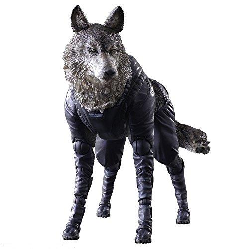SQUARE ENIX Figure MGS V - D-Dog
