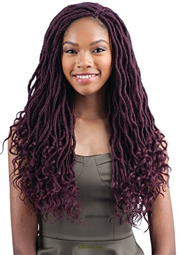 GODDESS LOC 18' (6-Pack, 2) - FreeTress Synthetic Crochet Braid