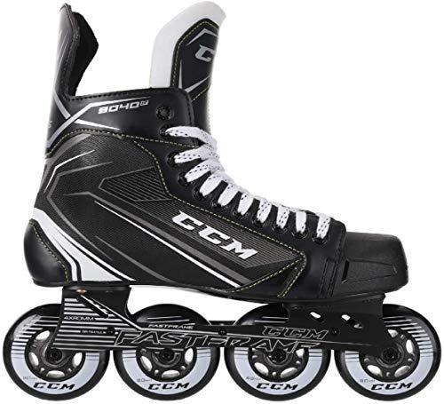 CCM Tacks 9040R Roller Hockey Skates Senior, Größe:45