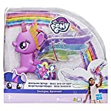 My Little Pony – Figurine Twilight Sparkle - Ailes Arc-En-Ciel - 20 cm