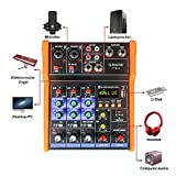 Immagine 1 g mark mixer audio professionale