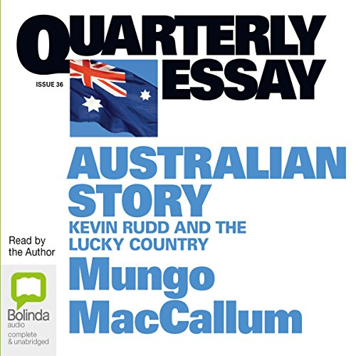 australian story  kevin rudd and the lucky country audiobook