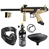 Maddog Tippmann Cronus Basic Bronze HPA Paintball Gun Marker Starter...