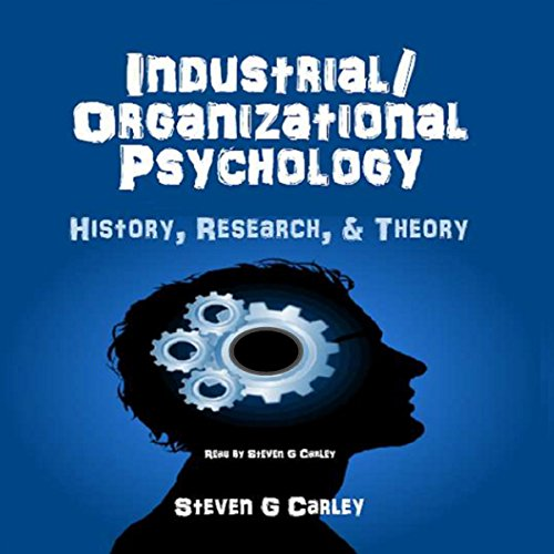 Industrial/Organizational Psychology audiobook cover art