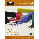 Royal & Langnickel RD357 Bloc d'artiste papier Pastels